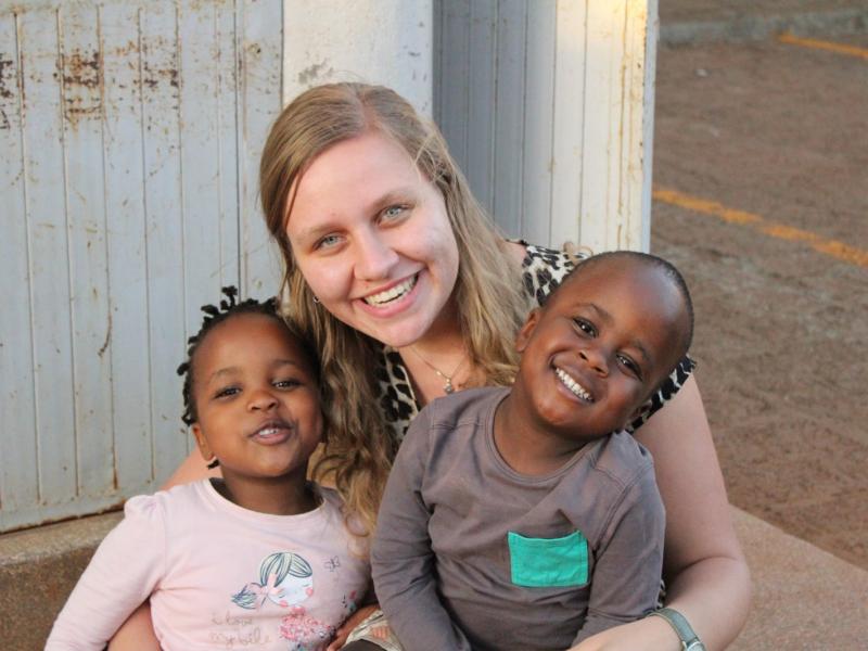 KOSTBARE LESSEN IN KENIA