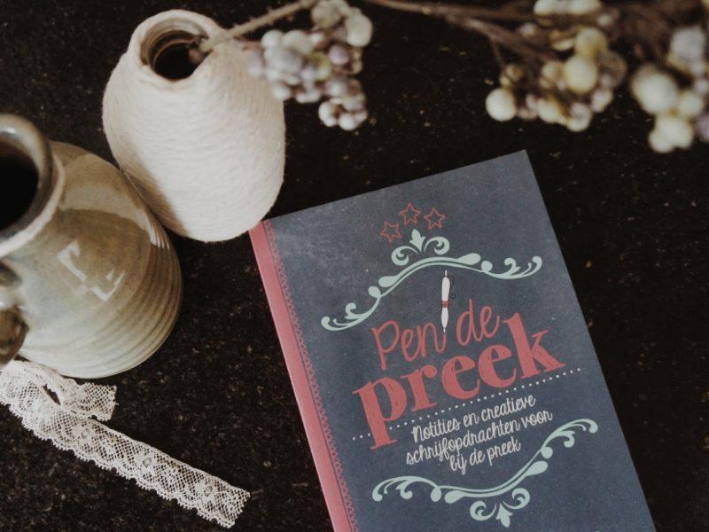 WINACTIE: PEN DE PREEK
